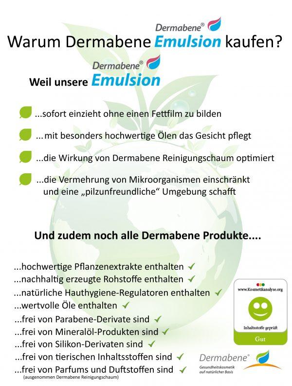 Warum Dermabene Emulsion kaufen